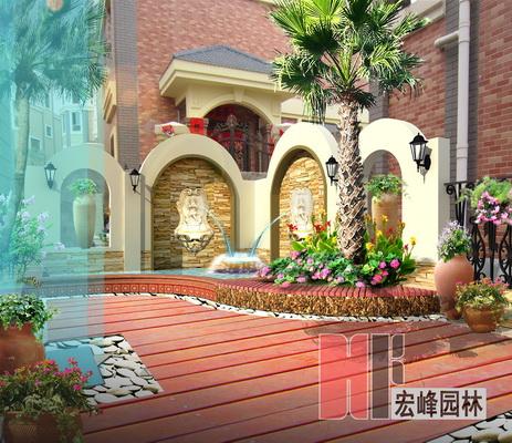 庭院设计公司