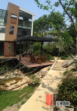 楼盘园林设计