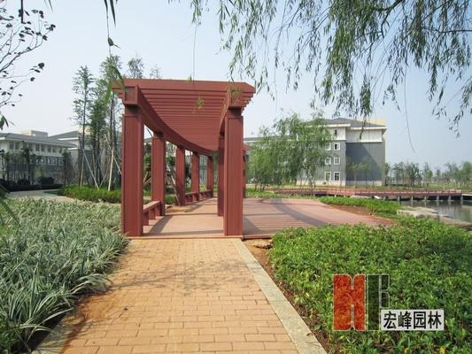 学校园林设计