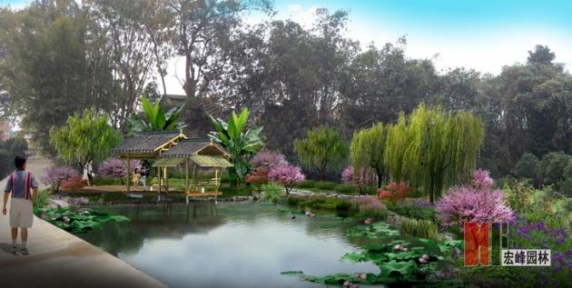 园林水景工程
